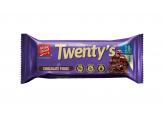 6 PROTEIN BITE CHOCOLATE CRUNCH + 6 BLACK & WHITE + 12 TWENTY'S CHOCOLATE FUDGE + 12 TWENTY´S CHOCOLATE BROWNIE